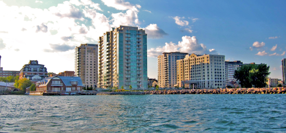 condos in downtown kingston